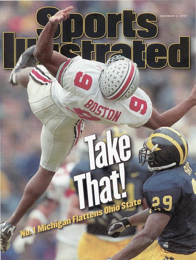 December 1, 1997 Sports Illustra... Sports Illustrated Cover Photograph by Sports Illustrated