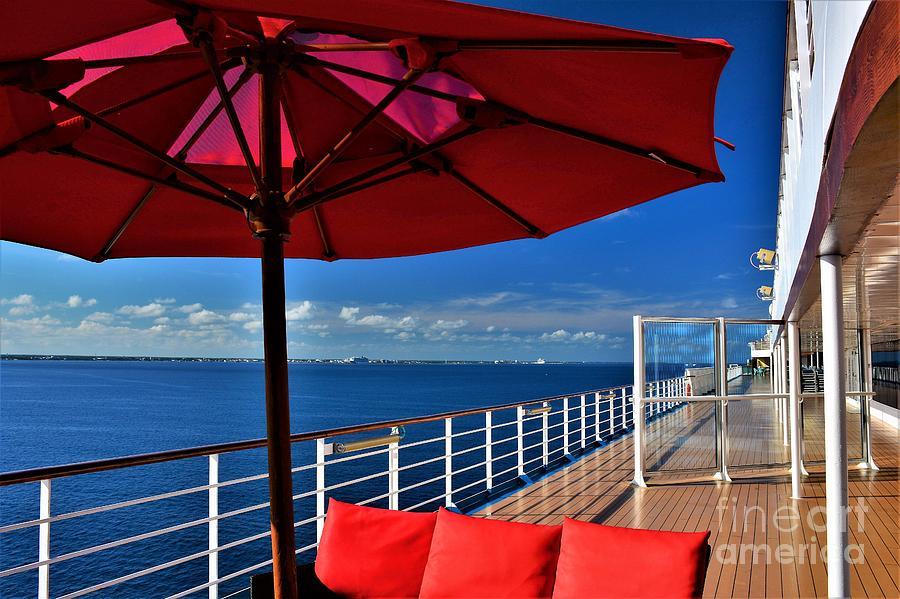 carnival breeze balcony Deck Of The Carnival Breeze