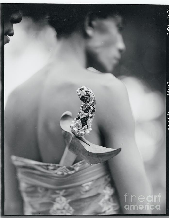Decorative Handle Of Kriss Dagger Photograph by Bettmann