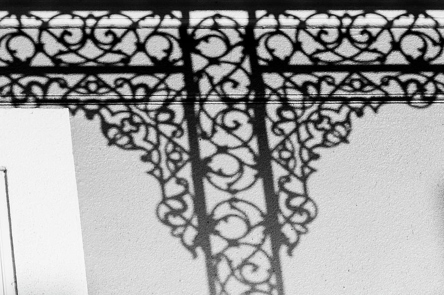 Decorative shadows  by Jason Hughes