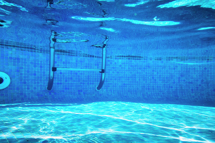 Deep Of Swimming Pool Photograph by Cinoby