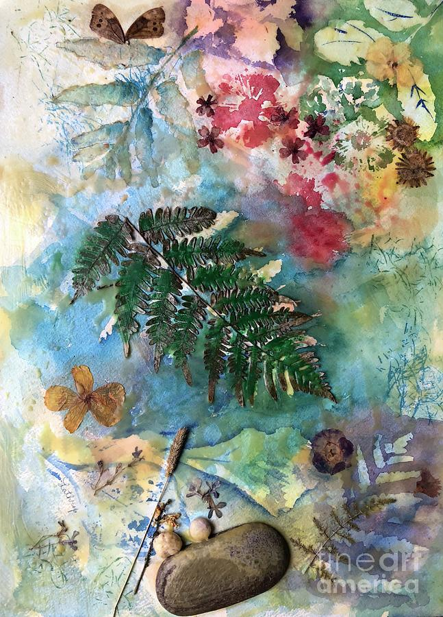 Deep Pool by Christine Lathrop