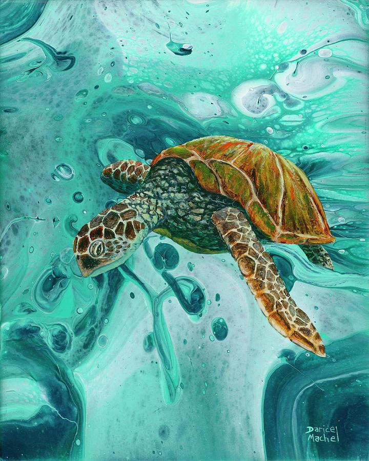 Deep Sea Diver by Darice Machel McGuire