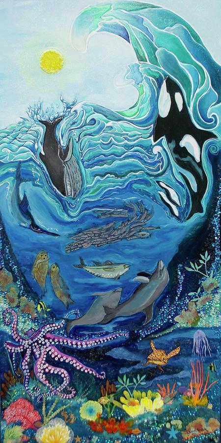 Deep Sea Treasures by Patricia Arroyo