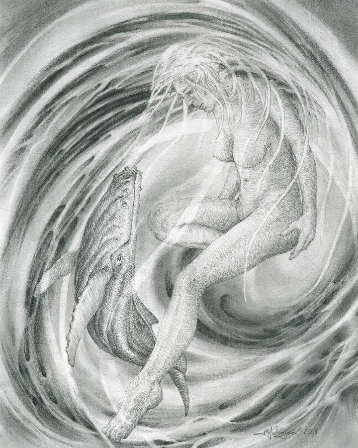 Deep Weaver Between Spaces by Mark Johnson