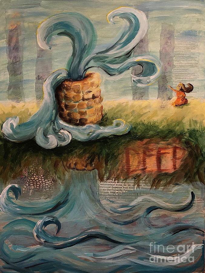 Deep Well by Lisa DuBois