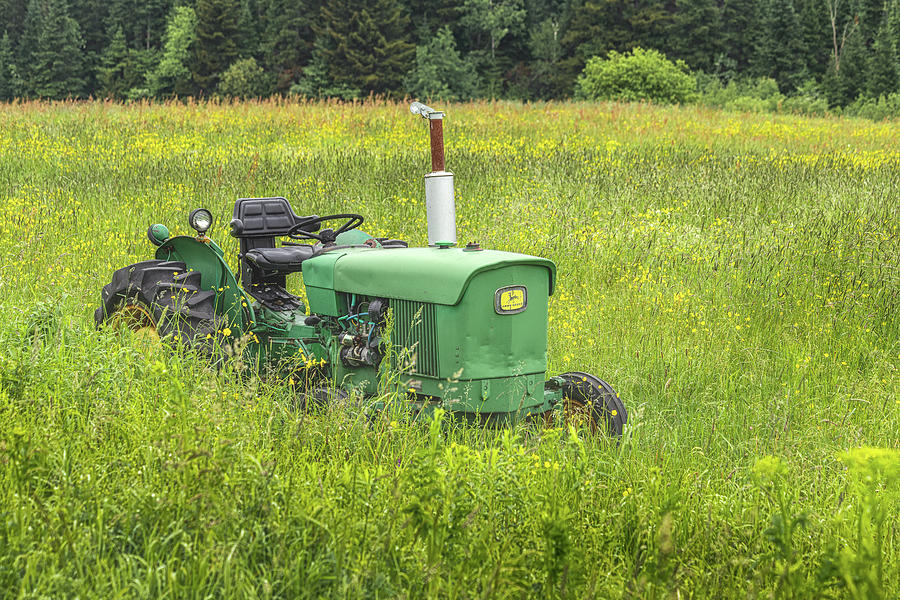 Deere Country by Rod Best