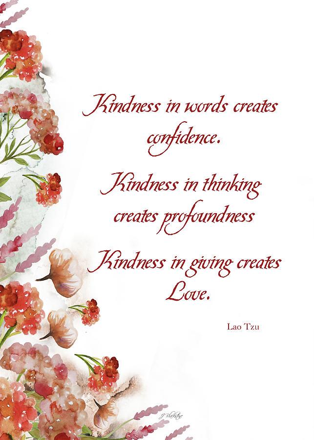 Definition Of Kindness - Kindness by Jordan Blackstone