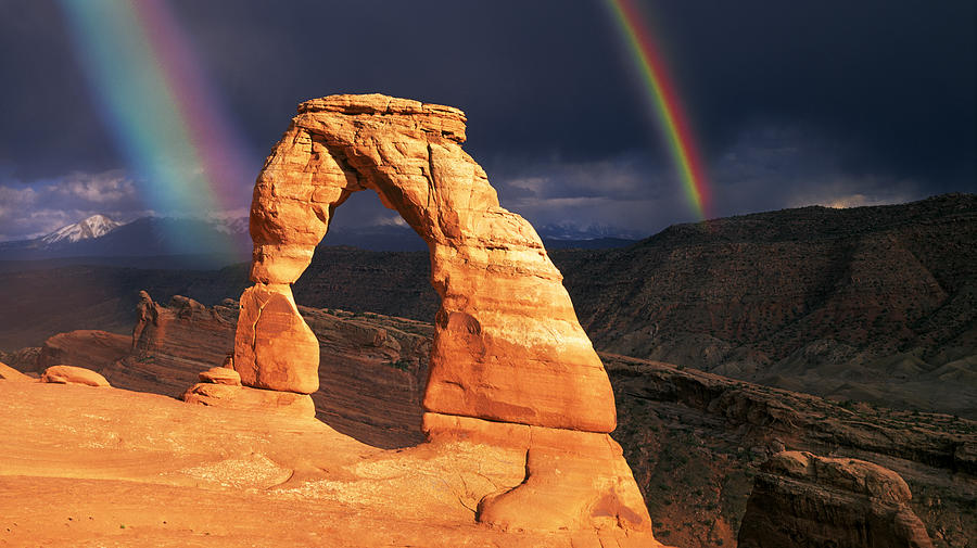 Delicate Arch, Arches National Park, Utah Photograph