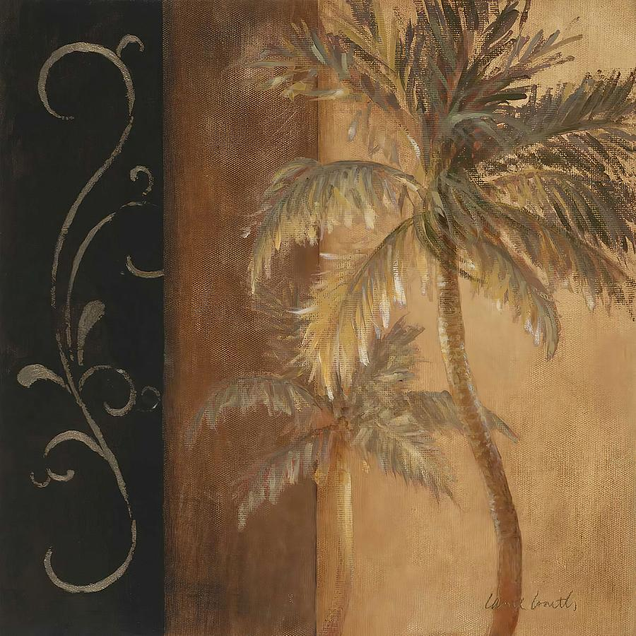 Tropical Painting -  Delicate Voyage I    by Lanie Loreth