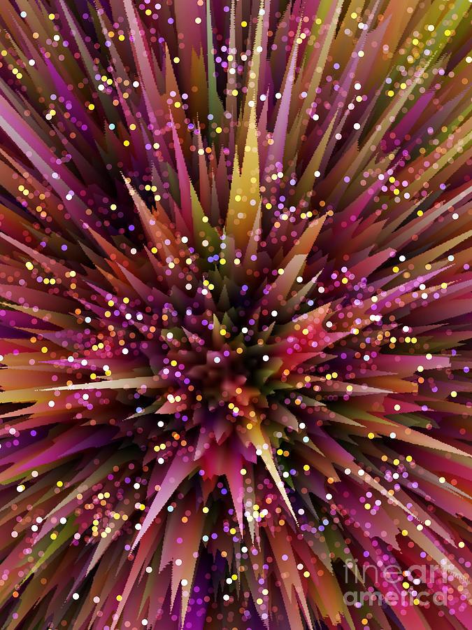 Delightful Explosion by Rachel Hannah