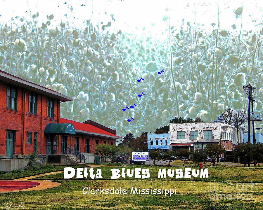 Delta Blues Museum Clarksdale MS by Lizi Beard-Ward