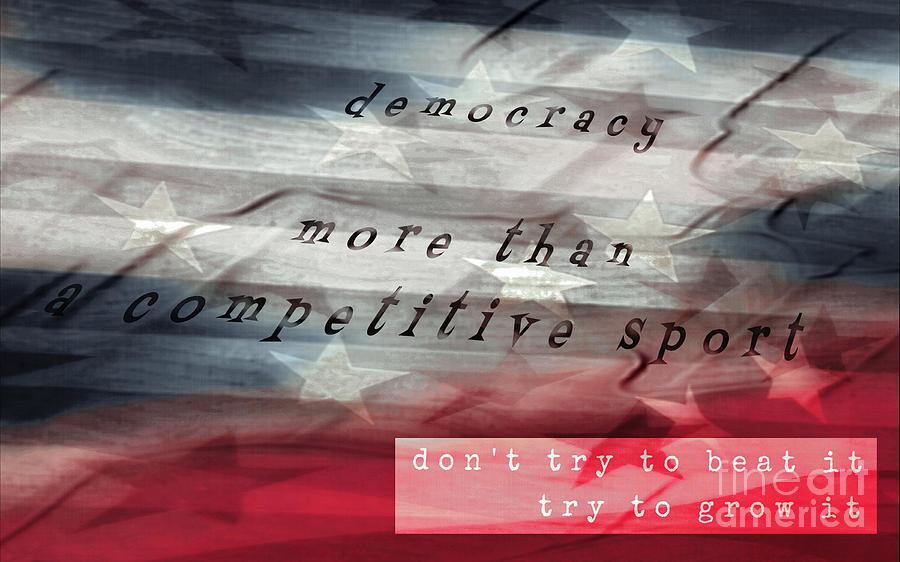Democracy 2 by Tim Richards