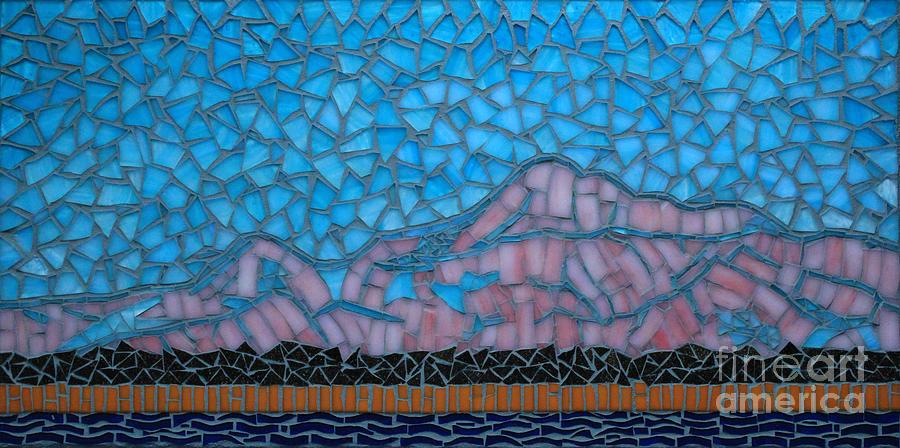 Denali Alpenglow by Annekathrin Hansen