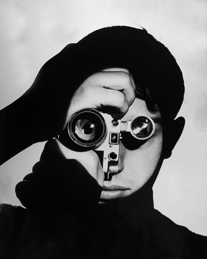 Dennis Stock Photograph by Andreas Feininger