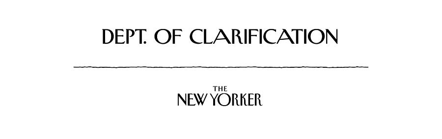 Department Of Clarification Digital Art by Conde Nast