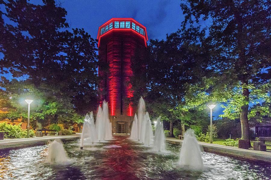 Der Wasserturm in Weisswasser by ReDi Fotografie
