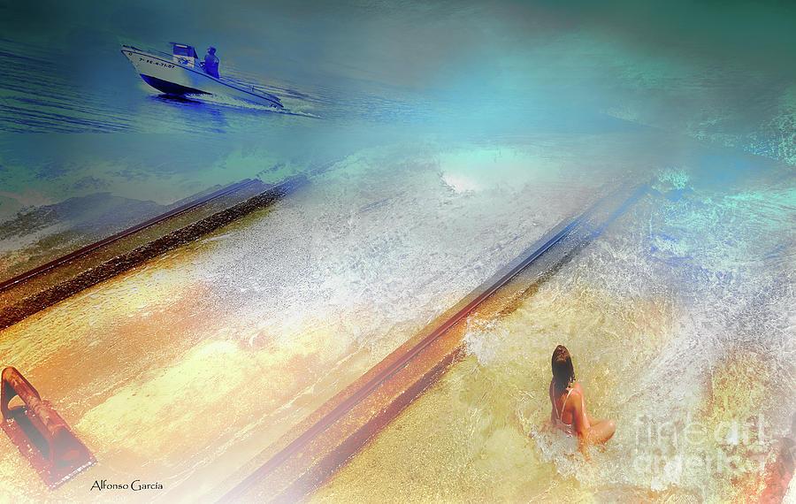 Descanso by Alfonso Garcia