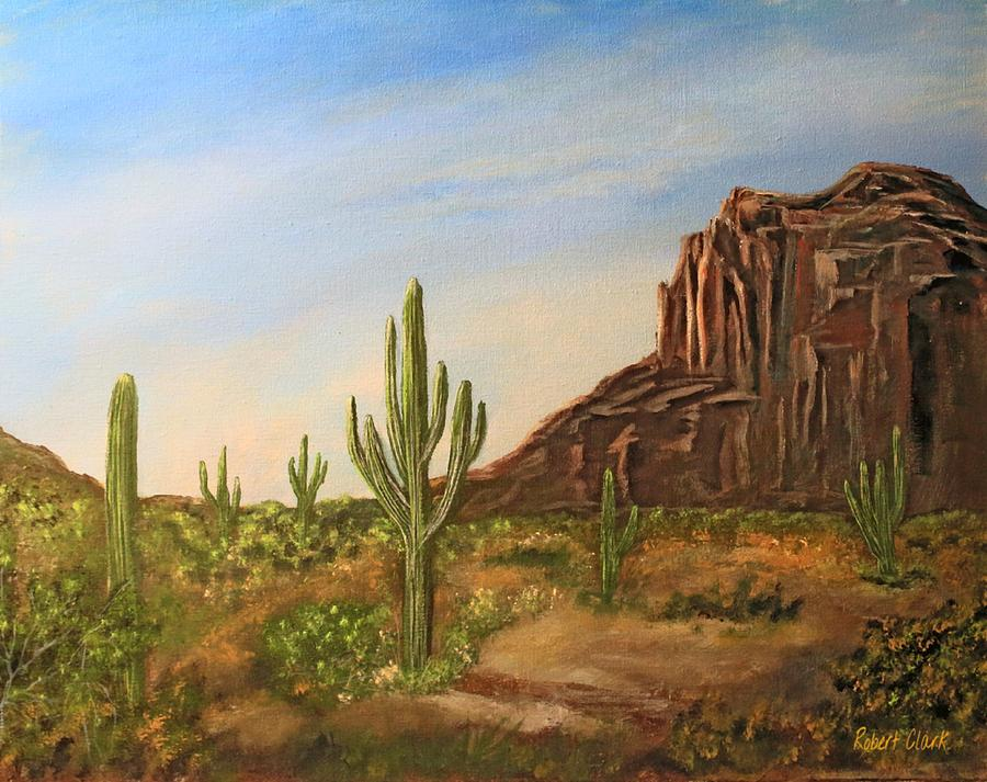 Desert Dreaming by Robert Clark