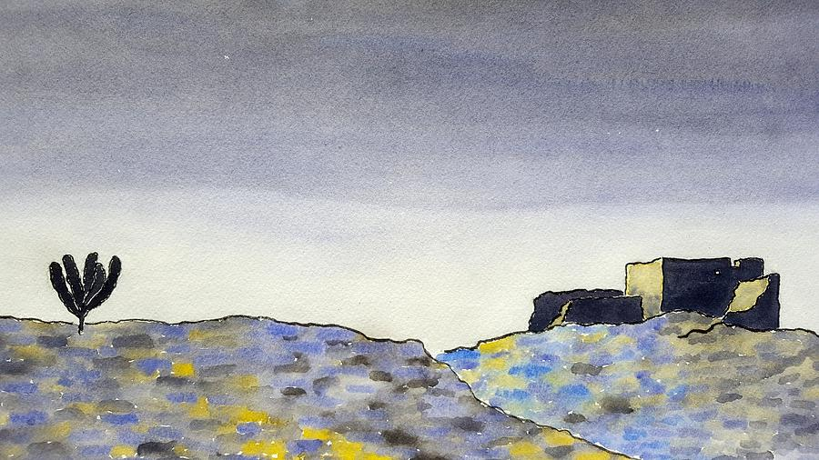 Desert Shadows Lore by John Klobucher