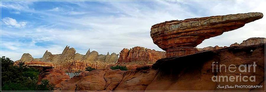Desert Springs by Scott Parker
