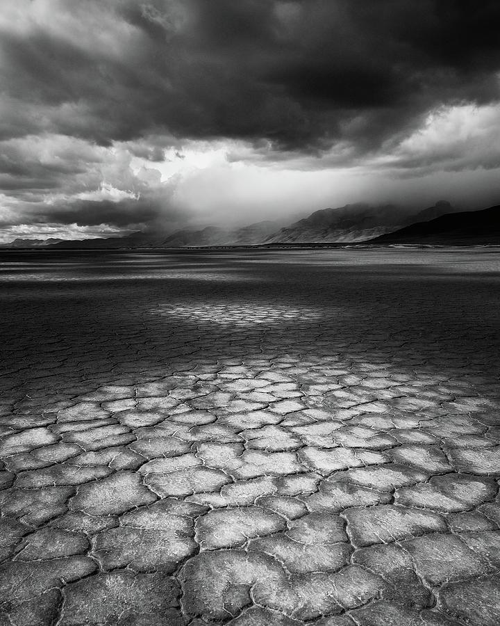 Desert Storm Photograph by Tim Gallivan