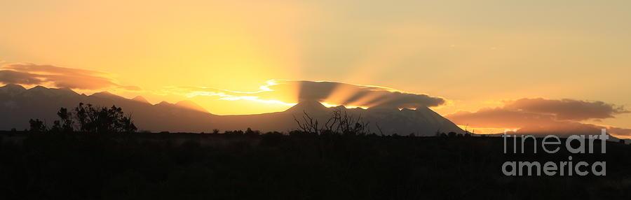 Desert Sunrise by Marcia Lee Jones