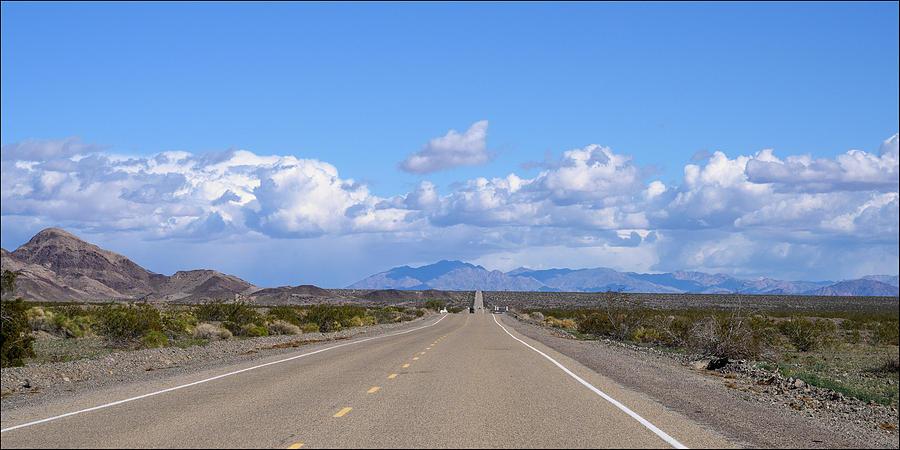 Desert Two Lane, by Andy Romanoff