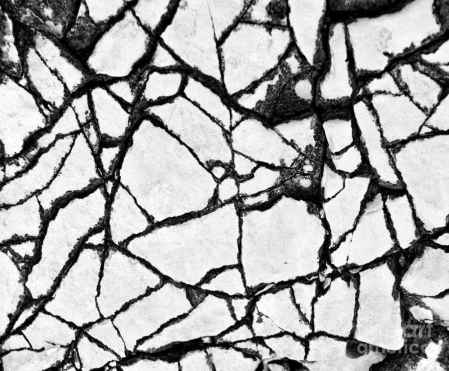 Designed by Nature - Cracks by Norman Gabitzsch