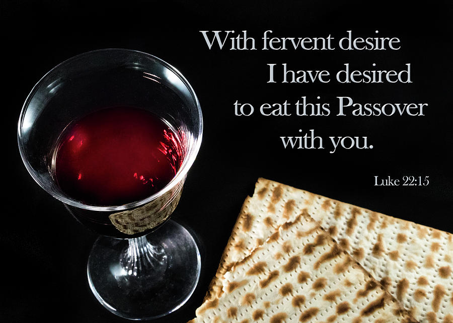 Desired Passover by James Capo for Foundation Outreach International