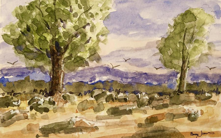 Desolate by Barry Jones