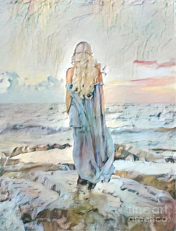 Desolate or Contemplative by Chris Armytage