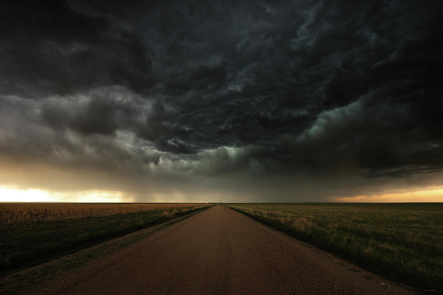 Desolation Road by Brian Gustafson