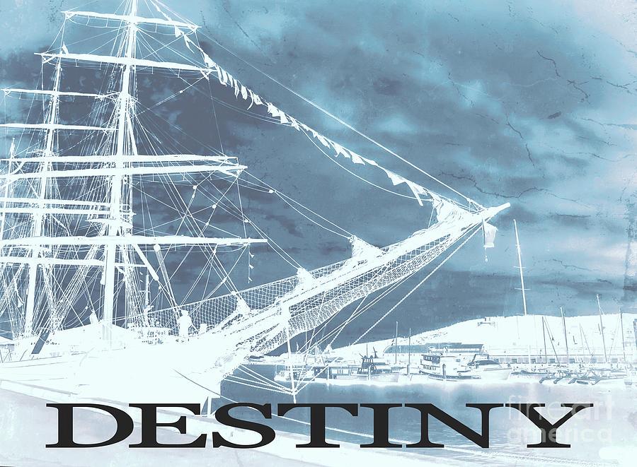 Destiny B by Tim Richards