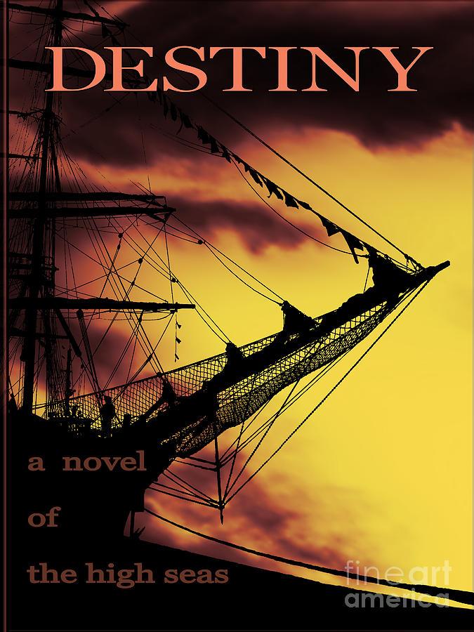 Destiny Book Cover by Tim Richards