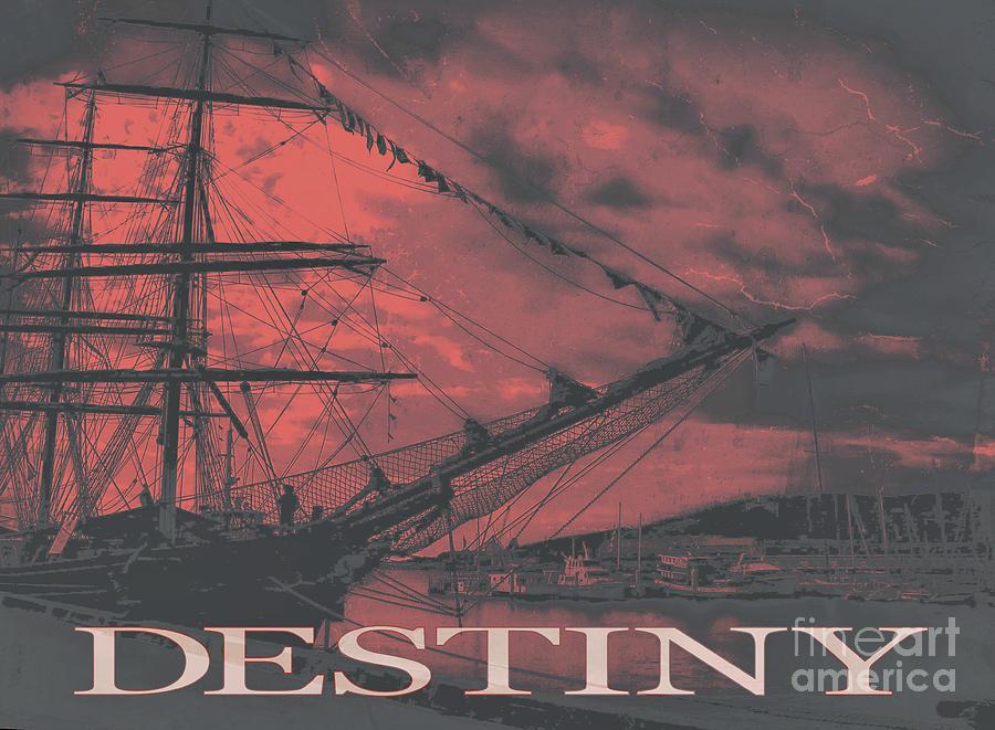 Destiny R by Tim Richards