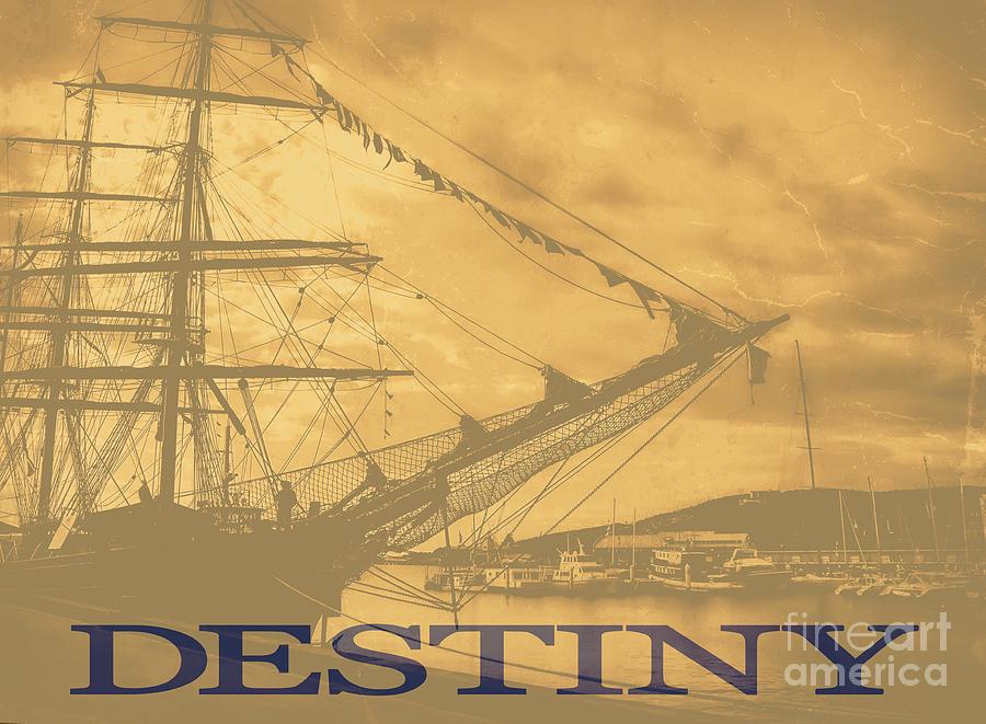 Destiny Y by Tim Richards