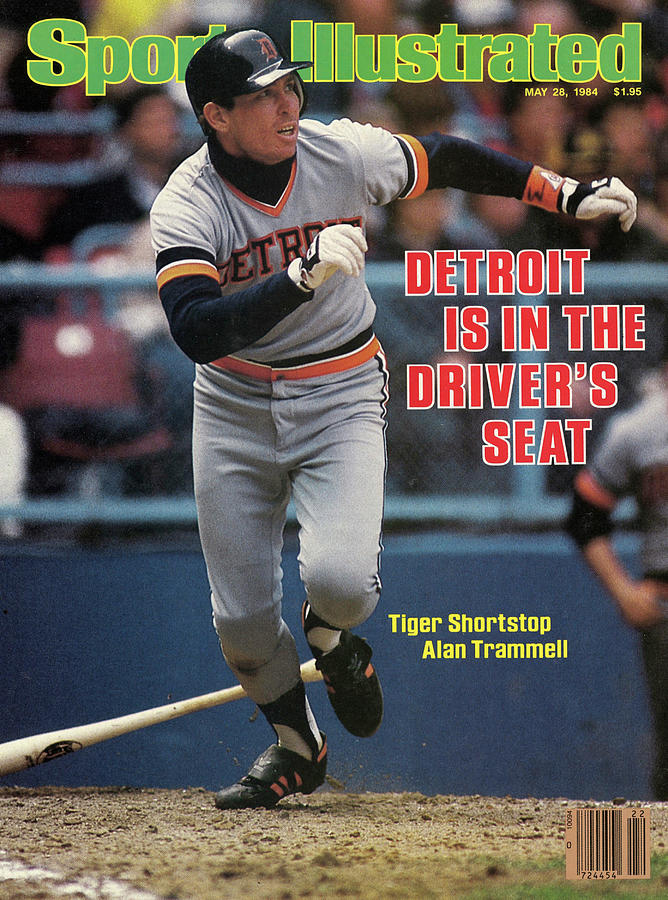 Detroit Is In The Drivers Seat Sports Illustrated Cover Photograph by Sports Illustrated