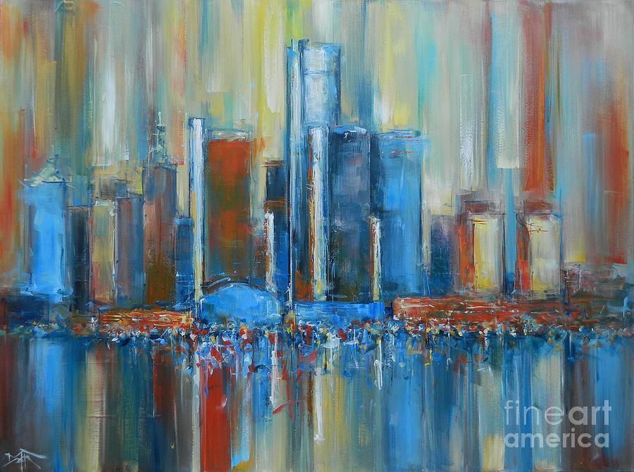 Detroit, Renaissance City by Dan Campbell