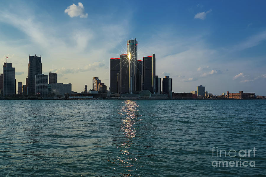 Detroit Shines by Rachel Cohen