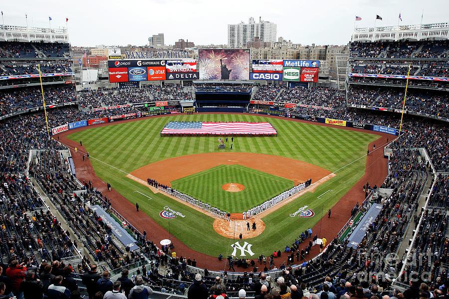 Detroit Tigers V New York Yankees Photograph by Jeff Zelevansky