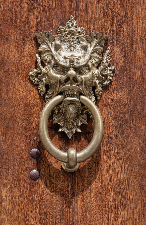 Devil Door of Venice by David Letts