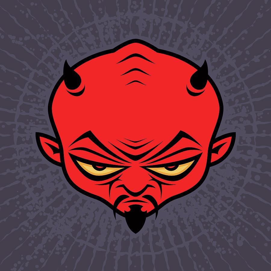 Devil Dude Digital Art