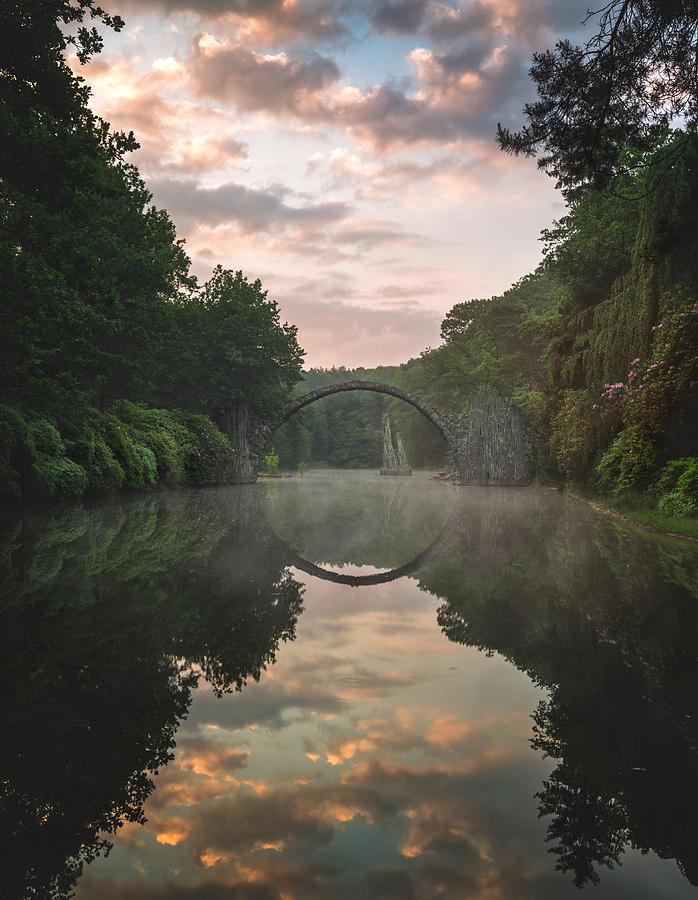 Devils Bridge Photograph