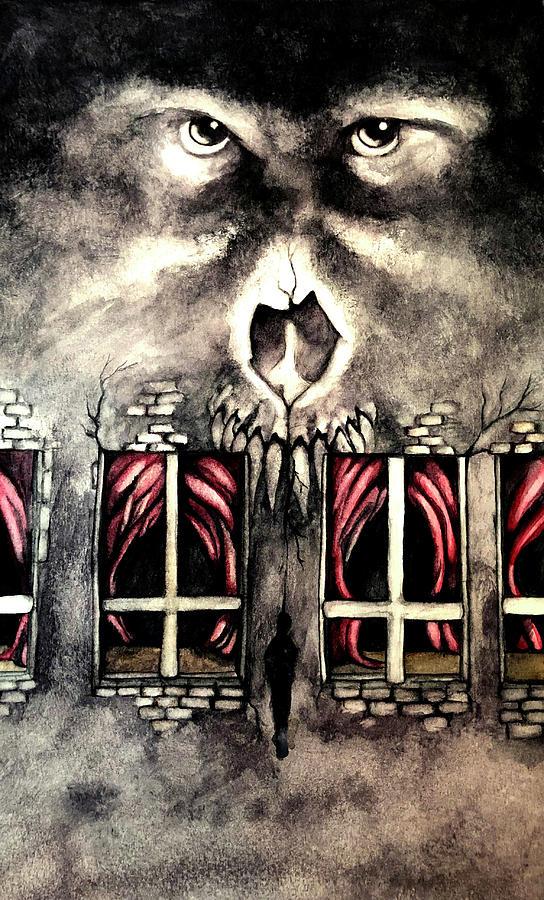 Devils door by Amanda Jane Kohler
