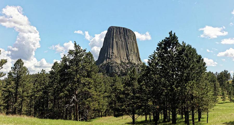 Devil's Tower 8 by Doolittle Photography and Art