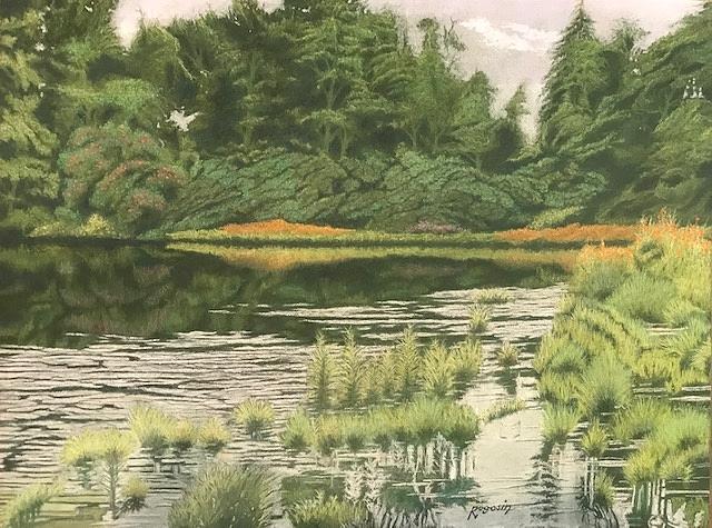 DeVoe Lake by Harvey Rogosin