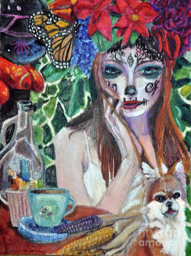 Dia de los Muertos by Lori Moon