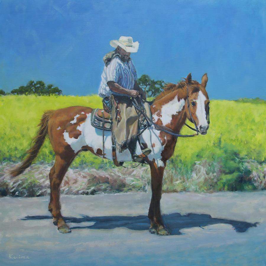 Diablo Cowboy NO. 1 by Kerima Swain