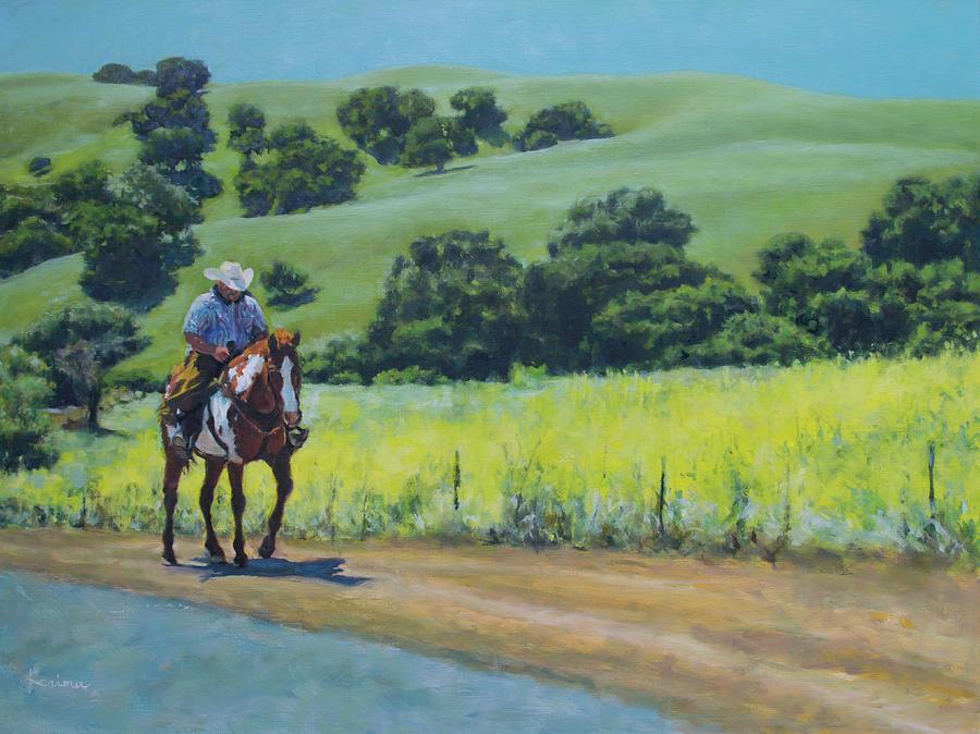 Diablo Cowboy NO. 2 by Kerima Swain